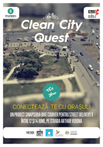 Sinapseria - Clean City Quest - Final